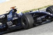 SLK055:Williams FW29b Test car 2008  Rosberg / Nakajima